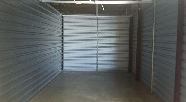 Inside A Storage Bin & Woodruff Storage | Self-Storage Center Serving Columbus GA