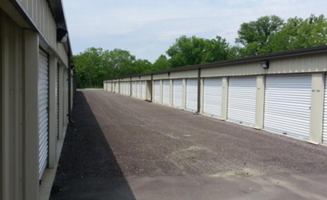 Storage Garages 1