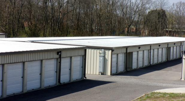 Storage Garages Above Ground