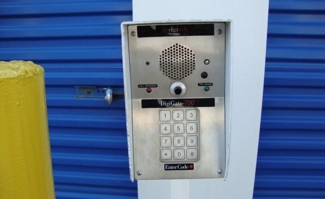Gate Keypad