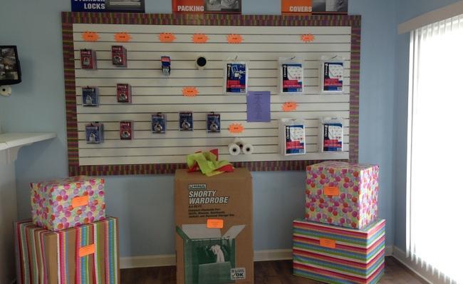 Packing Supplies & Attic Nook Self Storage   Self-Storage Center Serving Augusta GA