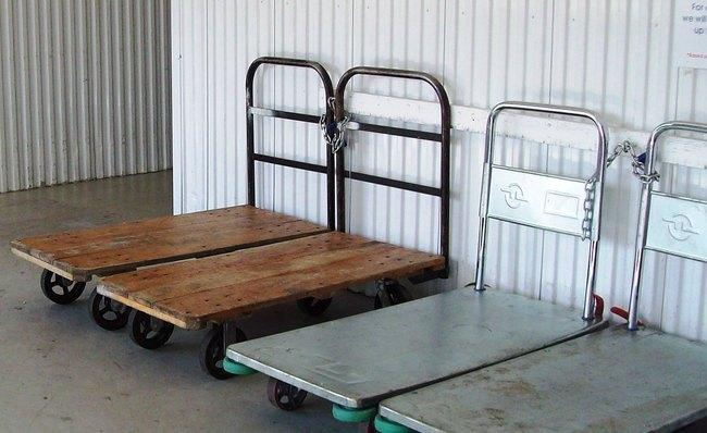 Carts to help you move in