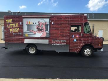 The Little Piggy Food Truck