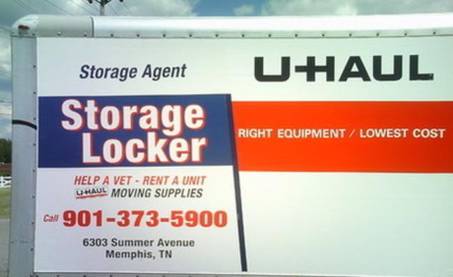 U-Haul Moving Equipment