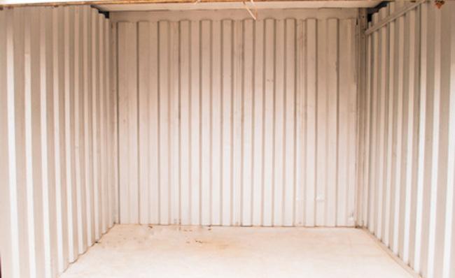 Inside Storage Bin
