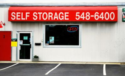 On Location At Chase Street Self Storage A Center In Athens
