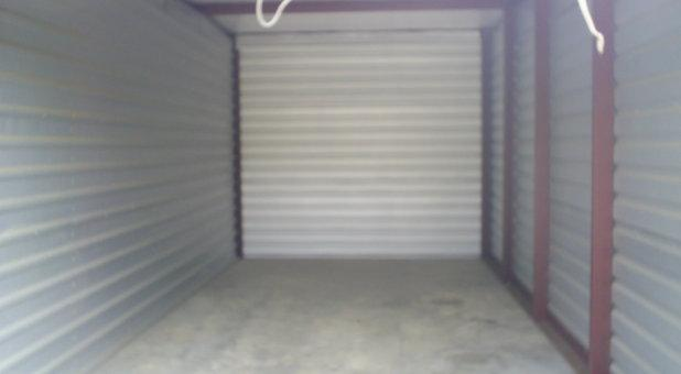 Spacious and clean storage units with drive up access
