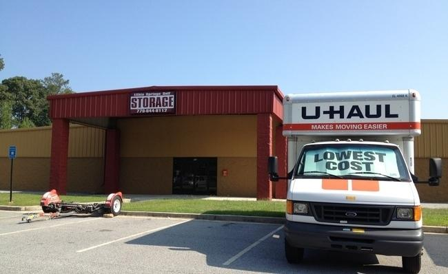 Lithia Springs Self Storage UHAUL