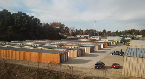 Our Storage Units!