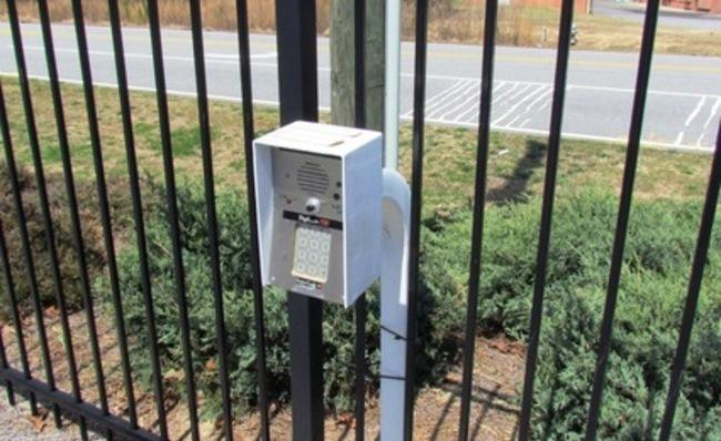 Security of Personal Gate code, Fenced, Gated Property
