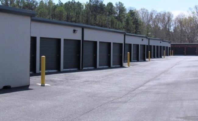 Exterior Non Climate Drive Up Self Storage