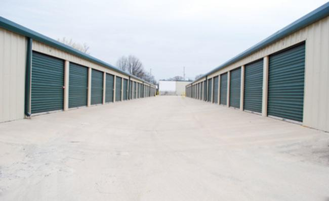 Conventional Non-Climate Controlled Storage Units