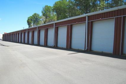 Drive-up Outdoor Non-Climate Storage Units