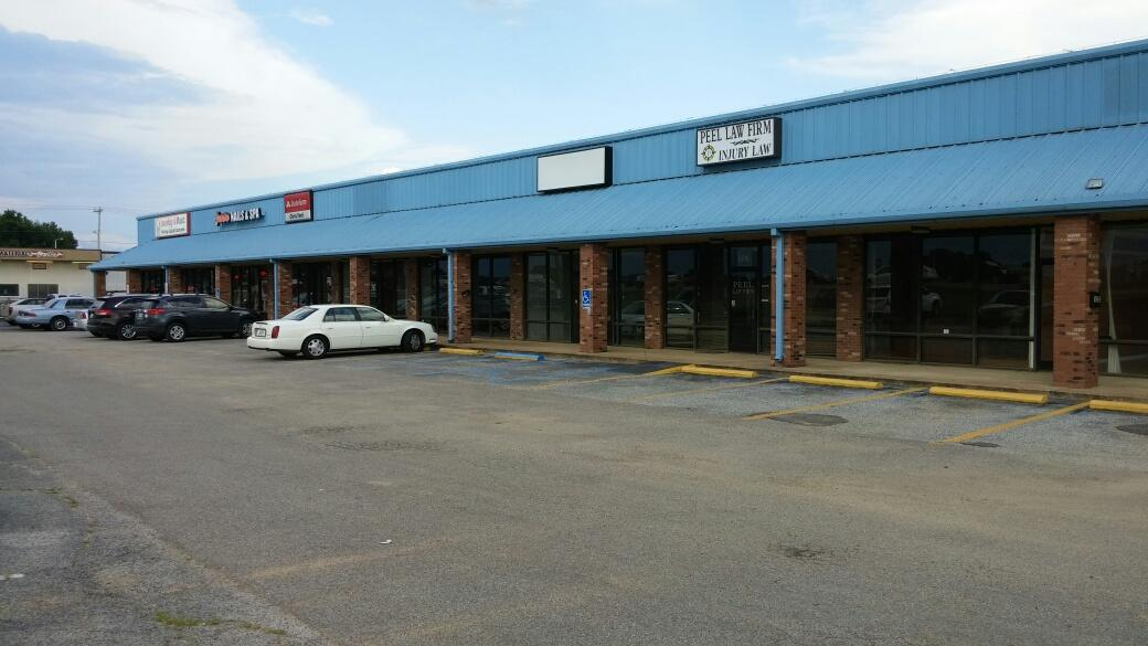 We lease Retail Spaces for business needs! They range between 1178 - 2356 sq. ft.