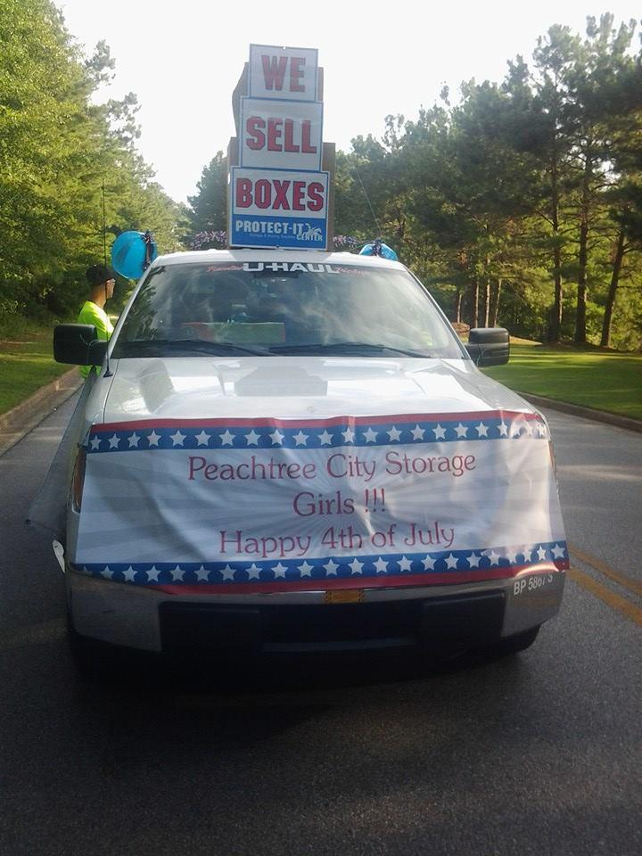 Annual Peachtree City 4th Of July Parade