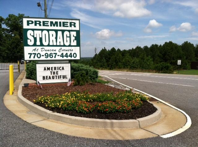 Welcome to Premier Storage at Duncan Corners!