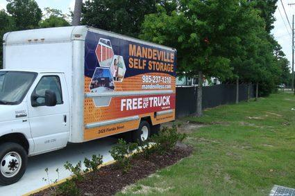 *Free use of truck WITH move in!