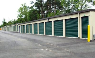 On Location At Summerville Self Storage A Center In Sc