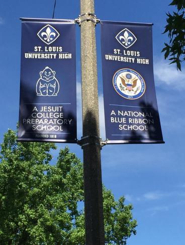 National Blue Ribbon School recognition for SLUH
