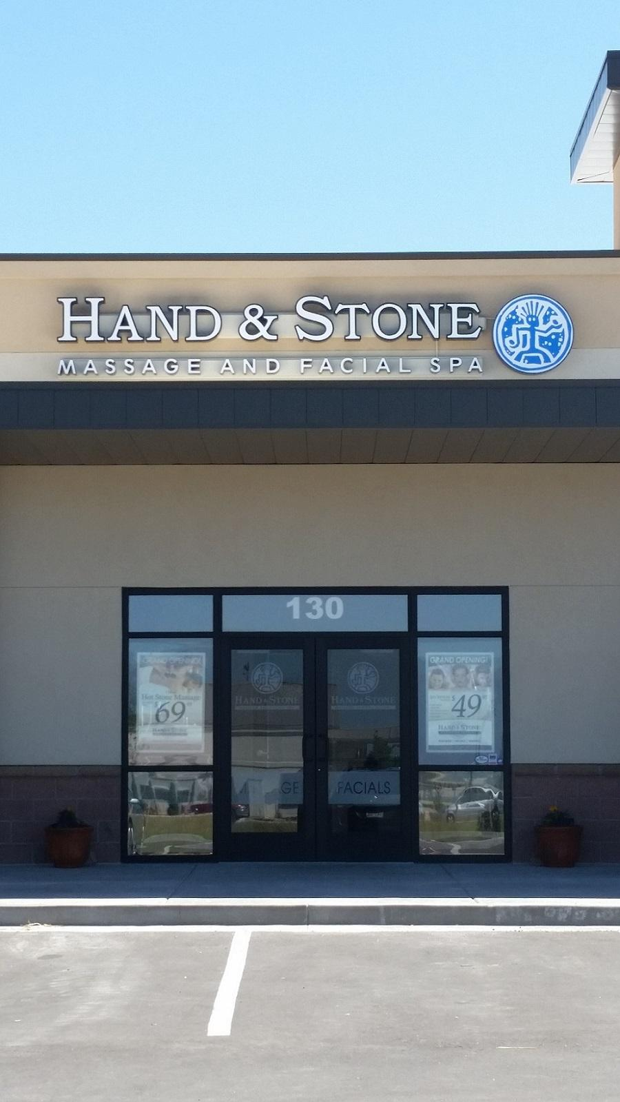 Hand & Stone Massage and Facial Spa is now open in Colorado Springs!