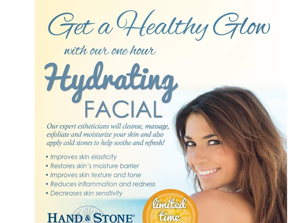 Our Hydrating Facial for Summer Happiness