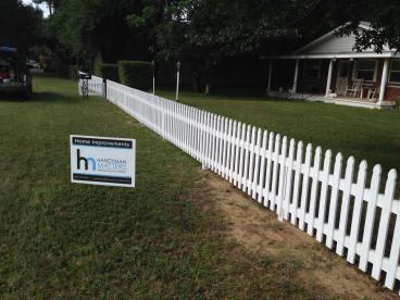 Beautiful fence in West Pensacola, FL