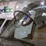 Fedex Truck Chip Repair Thumbnail