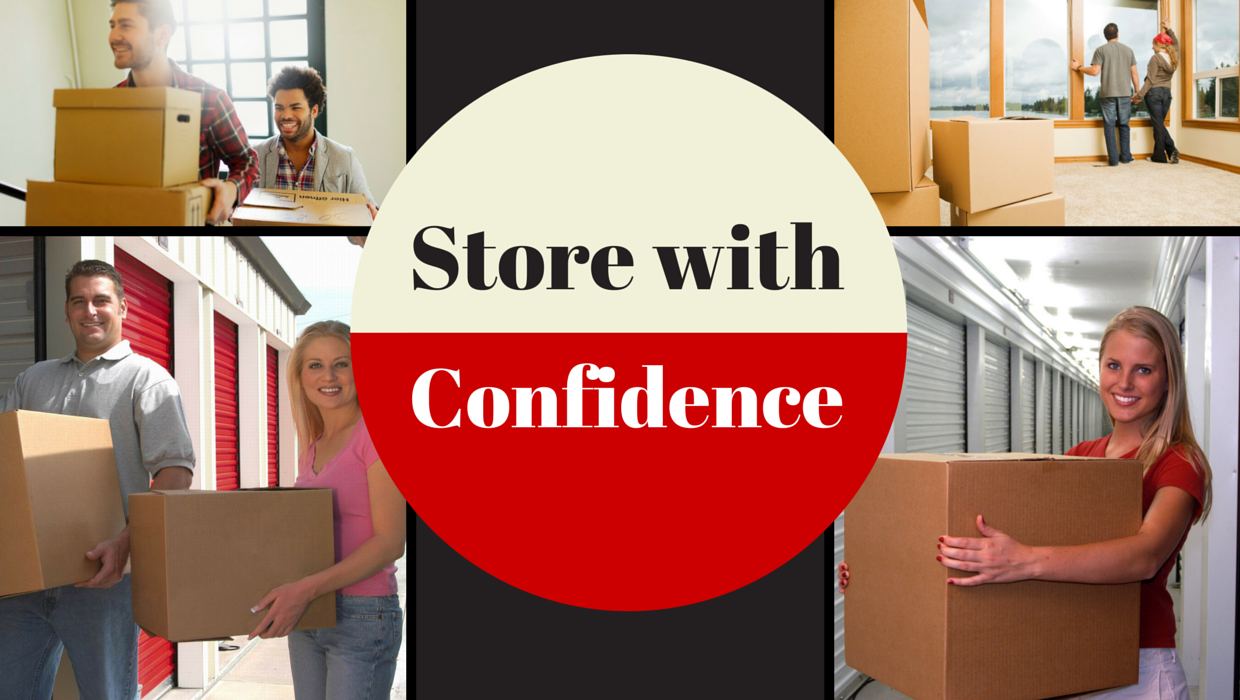 Store With Confidence