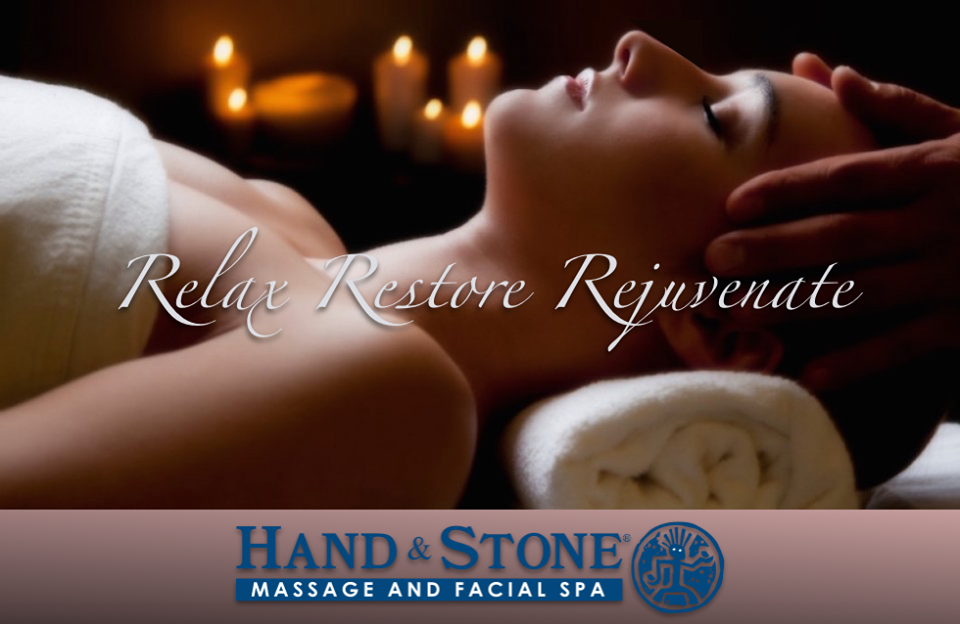 Relax | Restore | Rejuvenate at Hand & Stone Massage and Facial Spa