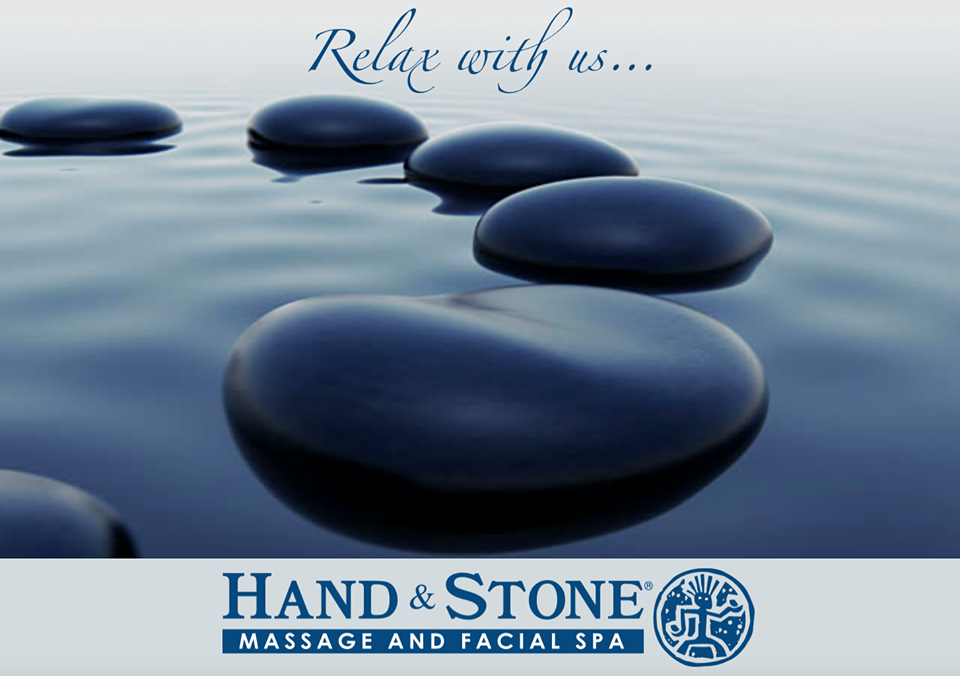 Relax with us at Hand & Stone Massage and Facial Spa