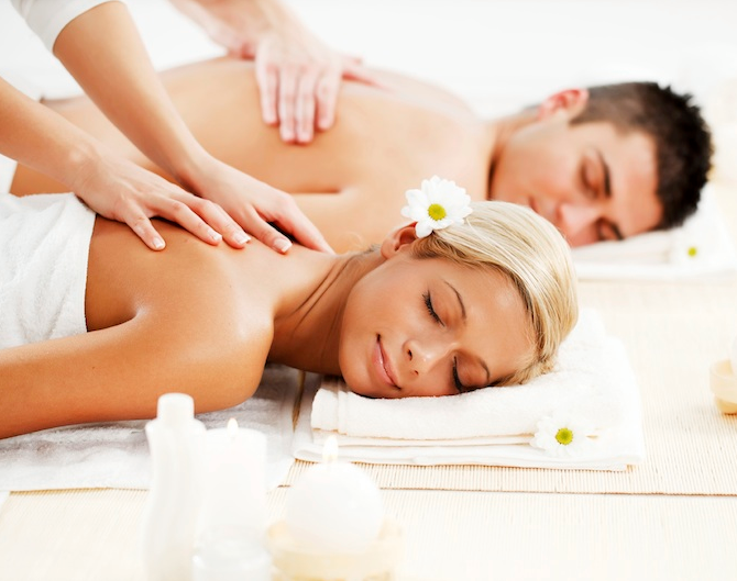 Hand and Stone Spa  Summerville, SC   Couples Massage