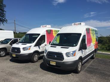 Fleet Graphics in South Jersey