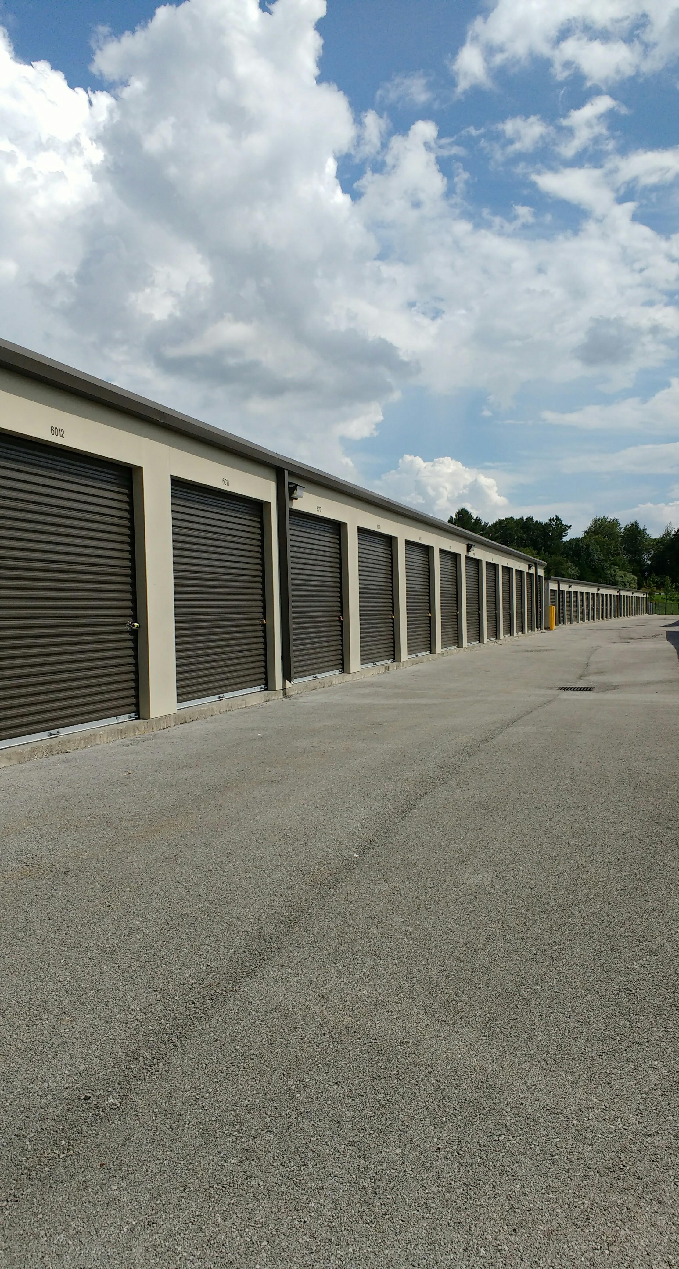 Non Climate Controlled Storage Units