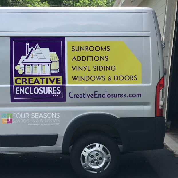 New Van Wrap!