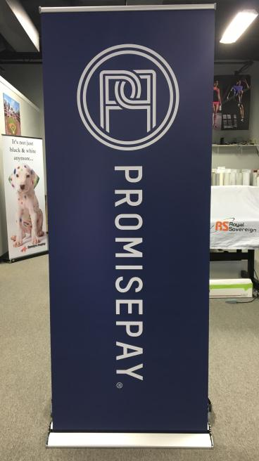 New banner for PromisePay in St Louis