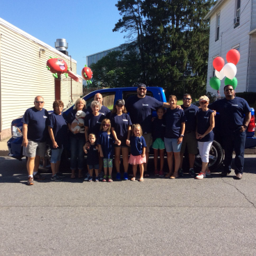 Handyman Matters at the Pittston Tomato Festival Parade