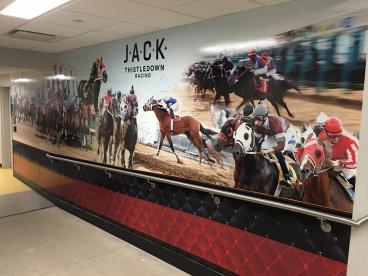 Wall Mural- JACK Thistledown Casino