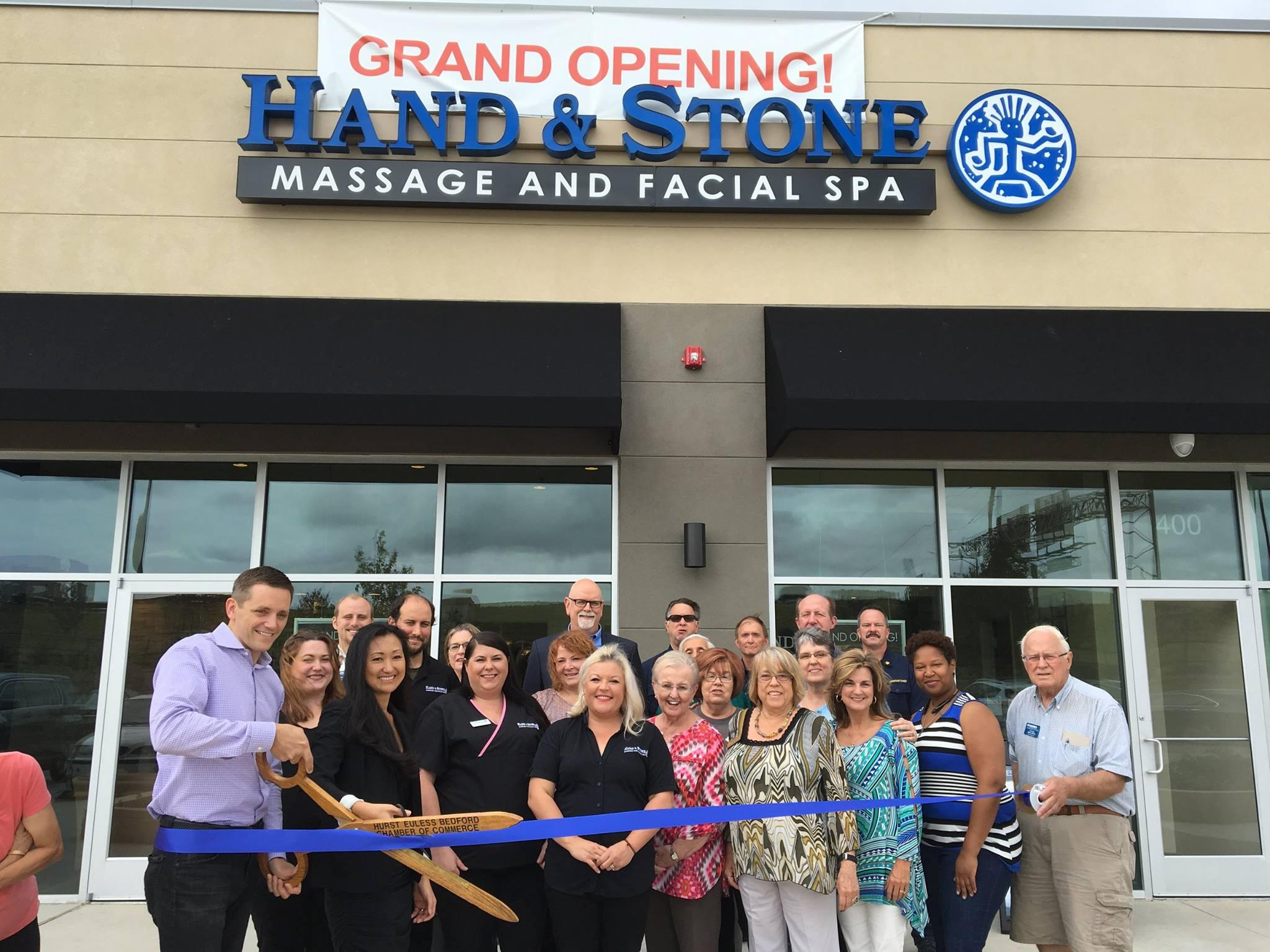 Grand Opening. Grand Opening. Couples Massage