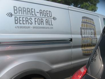 Banded Oak Brewing: Spot Graphics