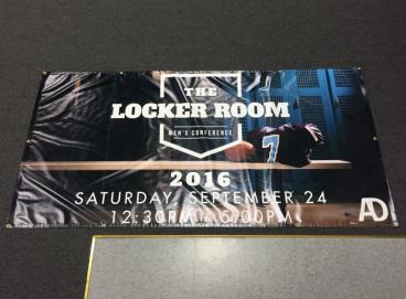 Locker Room Men's Conference