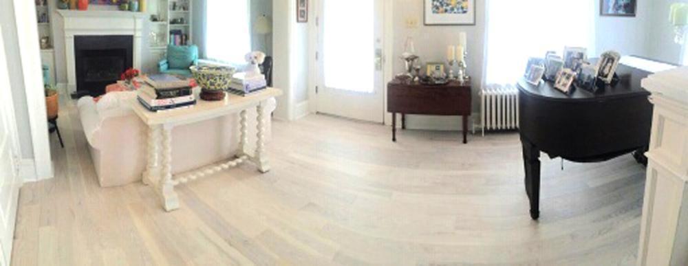 Hardwood Floor Install _ Hershey