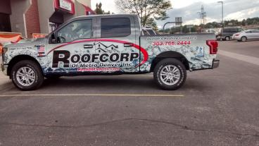 Full Wrap: Design,print and install