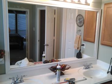 New Life For Old Mirror!
