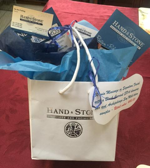 Donation Gift Bag