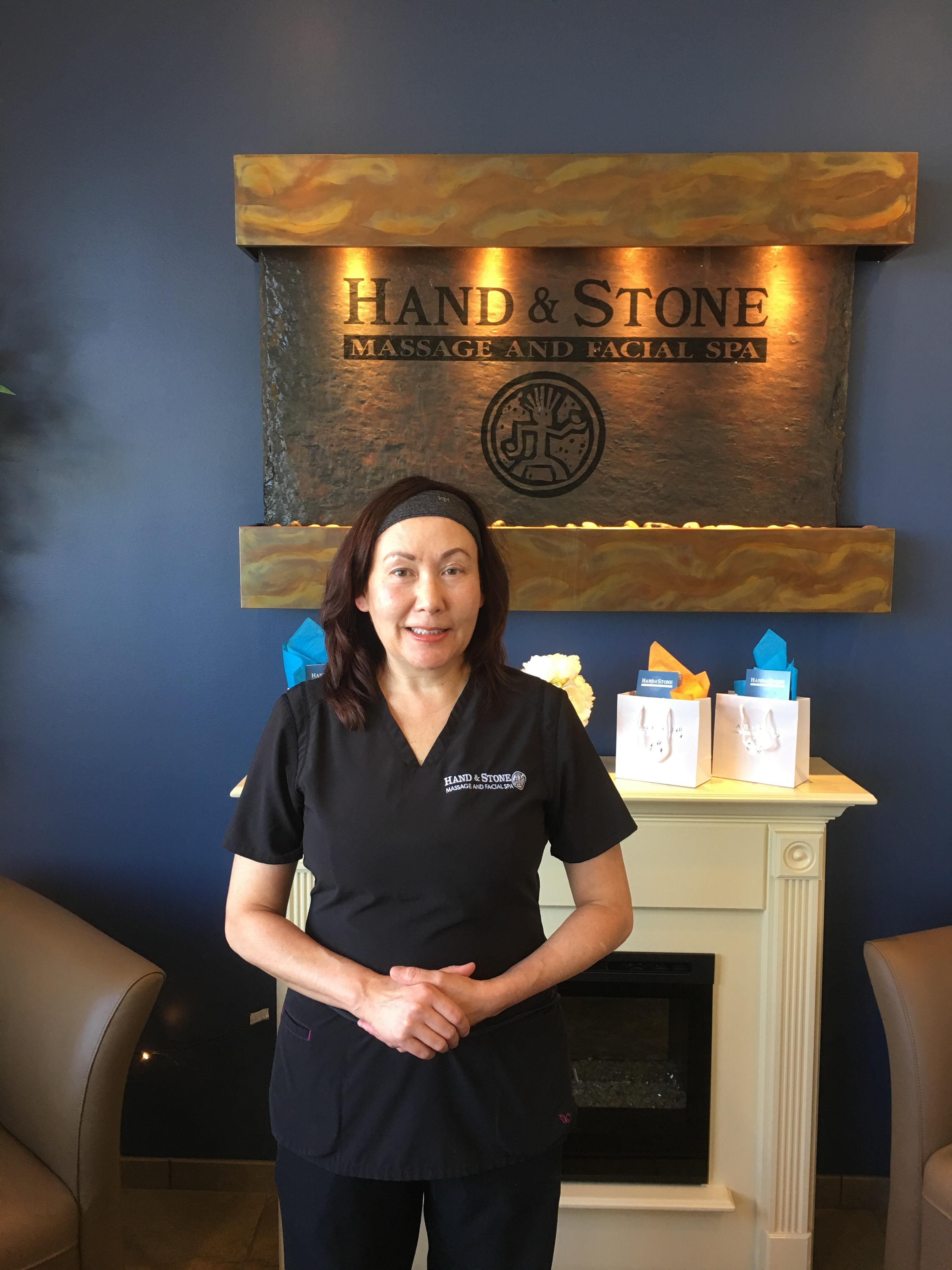 Liza, Senior Massage Therapist
