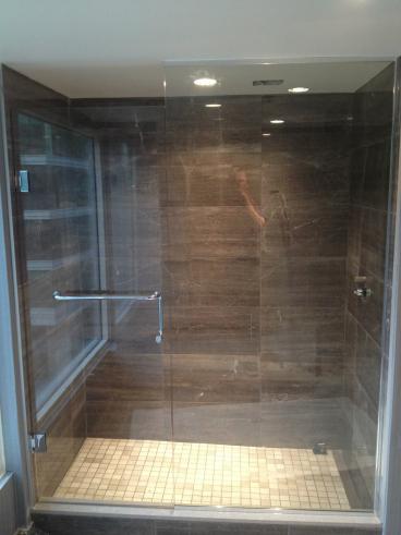 Frameless Shower Enclosure  Thumbnail