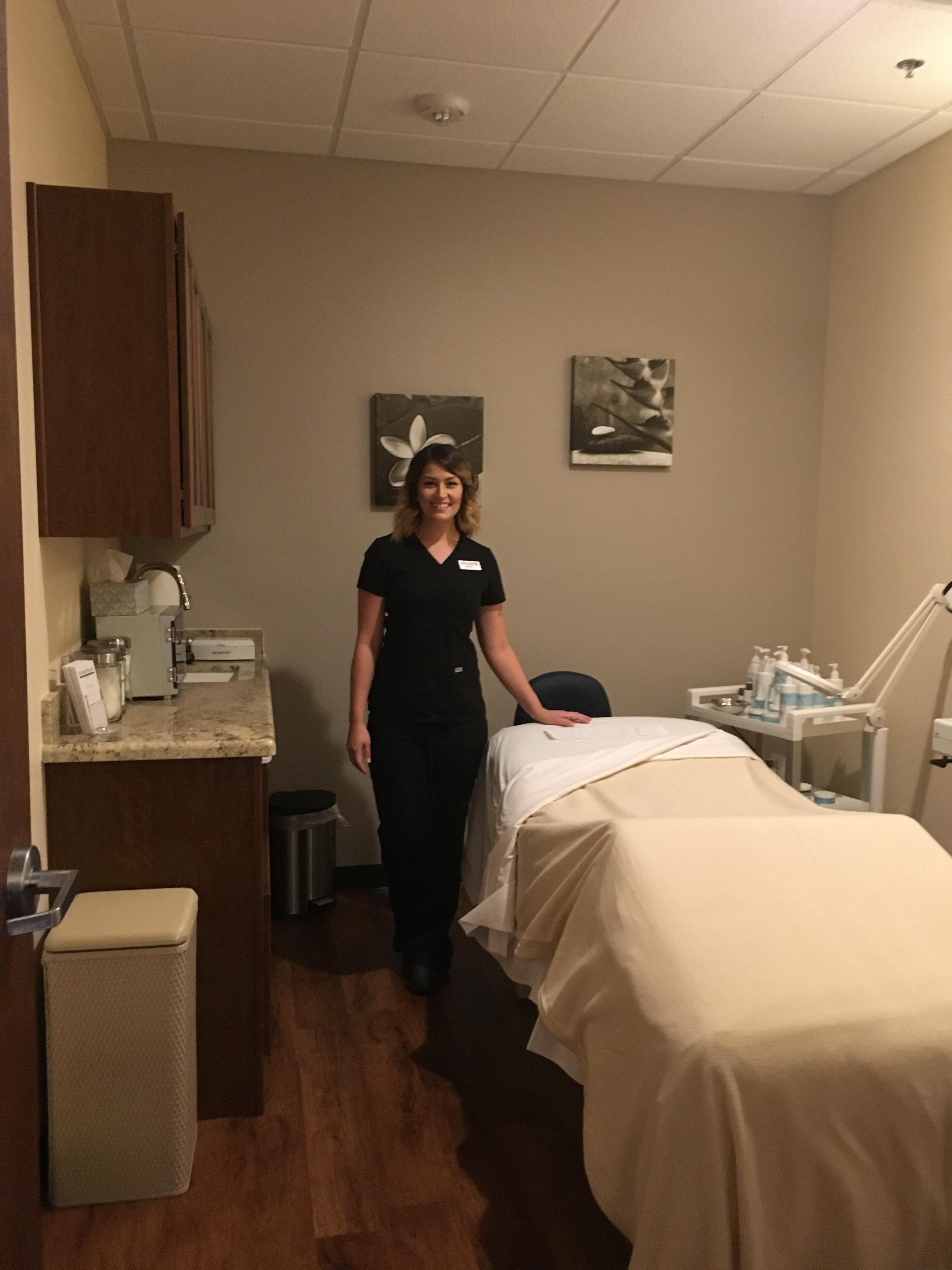 Our talented estheticians perform skin analyses, customized facials, microderm, peels, and more.