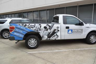 Vehicle Wraps 1