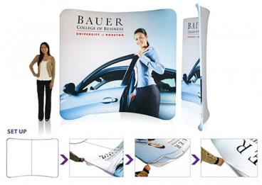 Fabric Trade Show Display - San Francisco Bay Area