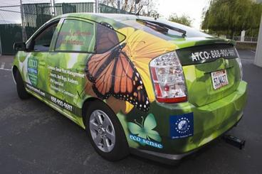 Fleet Wraps - San Francisco Bay Area